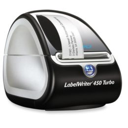 Dymo label writer 450 turbo etiketkirj.