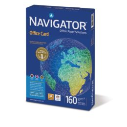 Pk250 navigator office card a4 160g val